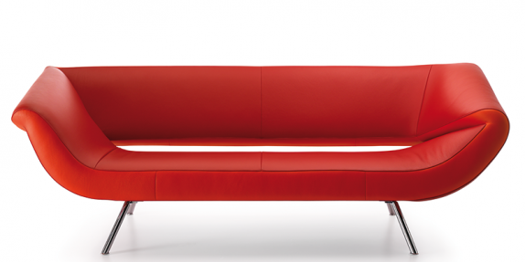 Design Sofa Arabella by Leolux