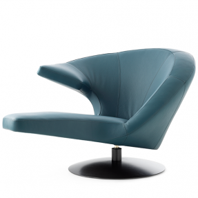 Design Armchair Parabolica by Leolux