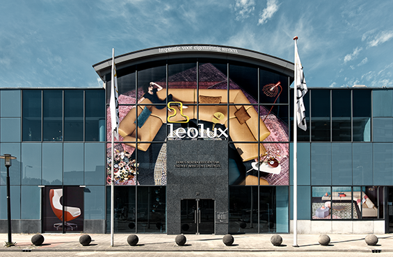 Leolux Design Center Utrecht